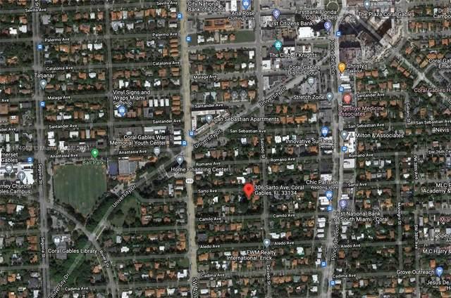 306 Sarto Ave., Coral Gables, FL 33134 (MLS #A11114963) :: Albert Garcia Team
