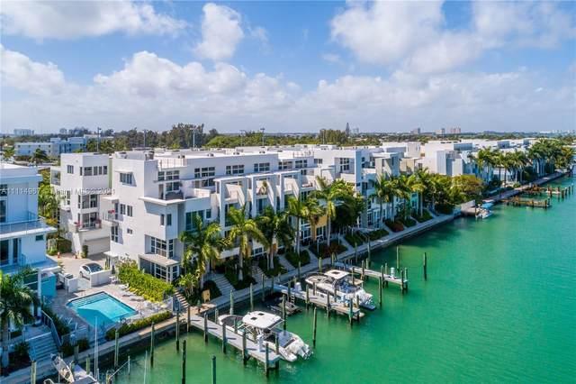 71 N Shore Dr #71, Miami Beach, FL 33141 (MLS #A11114967) :: CENTURY 21 World Connection