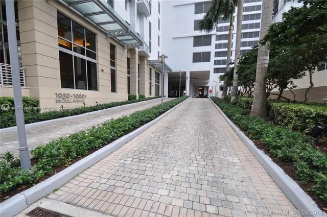 1060 Brickell Ave #3111, Miami, FL 33131 (MLS #A11114973) :: The MPH Team