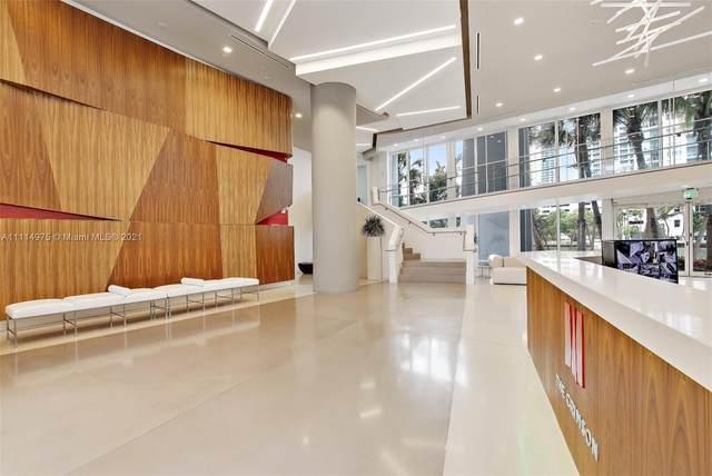 601 NE 27 STREET #1604, Miami, FL 33137 (MLS #A11114975) :: Berkshire Hathaway HomeServices EWM Realty