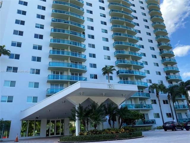 19380 Collins Ave #121, Sunny Isles Beach, FL 33160 (MLS #A11114992) :: Lana Caron Group