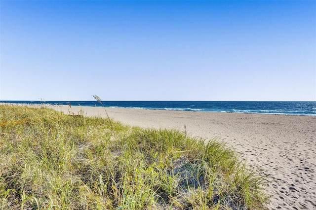 6644 N Ocean Blvd #6644, Boynton Beach, FL 33435 (#A11114996) :: Posh Properties