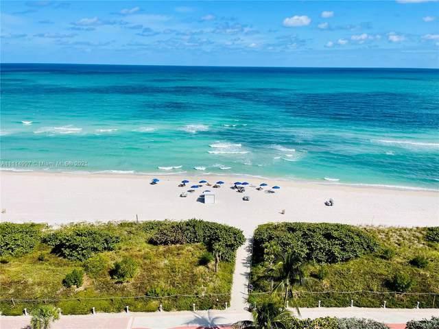 5555 Collins Ave 14G, Miami Beach, FL 33140 (MLS #A11114997) :: Patty Accorto Team