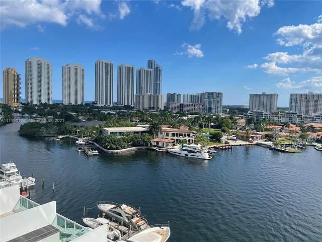 400 Sunny Isles Blvd #916, Sunny Isles Beach, FL 33160 (MLS #A11115012) :: Lana Caron Group