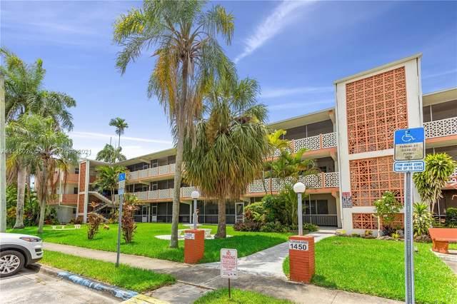 1450 NE 170th St #204, North Miami Beach, FL 33162 (MLS #A11115026) :: Berkshire Hathaway HomeServices EWM Realty