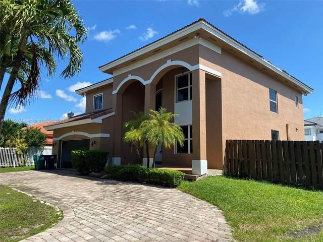 4605 SW 159th Ct, Miami, FL 33185 (MLS #A11115074) :: CENTURY 21 World Connection
