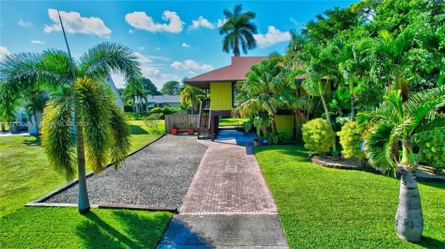 5346 Sunrise Blvd, Delray Beach, FL 33484 (#A11115096) :: Posh Properties