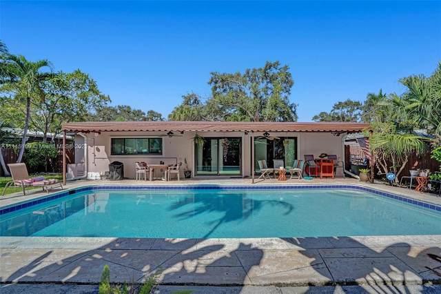 1308 Washington St, Hollywood, FL 33019 (MLS #A11115109) :: Green Realty Properties