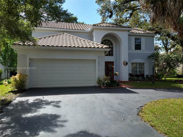 3571 Sanctuary Dr, Coral Springs, FL 33065 (MLS #A11115120) :: Patty Accorto Team