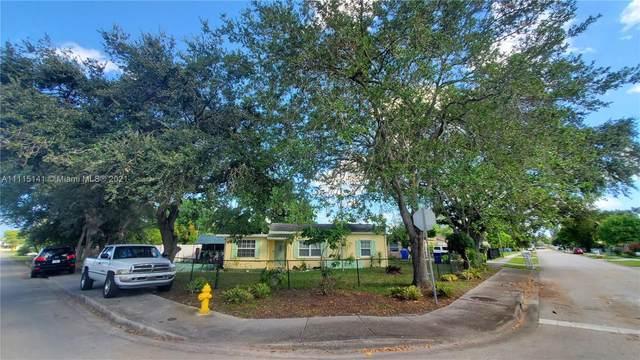 101 Marion Rd, West Park, FL 33023 (MLS #A11115141) :: The MPH Team