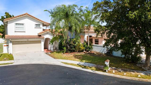 6987 Charlotte Ct, Margate, FL 33063 (#A11115142) :: Posh Properties