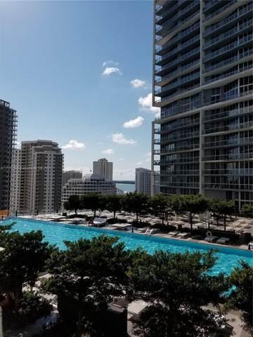 475 Brickell Ave #1609, Miami, FL 33131 (MLS #A11115169) :: Green Realty Properties