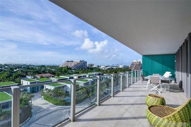 360 Ocean Dr 805S, Key Biscayne, FL 33149 (MLS #A11115172) :: Green Realty Properties