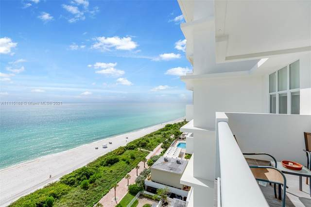 5601 Collins Ave #1509, Miami Beach, FL 33140 (MLS #A11115188) :: Green Realty Properties
