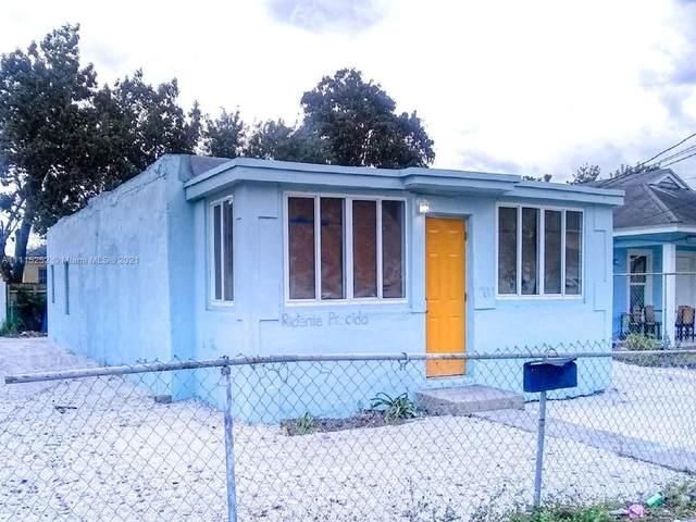 1760 NW 65th St, Miami, FL 33147 (MLS #A11115252) :: Rivas Vargas Group