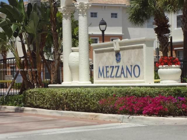 9825 Baywinds Dr #1103, West Palm Beach, FL 33411 (MLS #A11115301) :: Green Realty Properties
