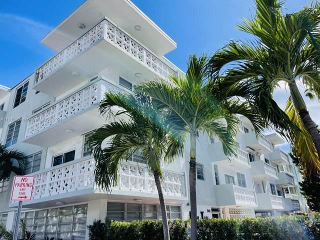 949 Pennsylvania Ave #310, Miami Beach, FL 33139 (MLS #A11115339) :: Rivas Vargas Group