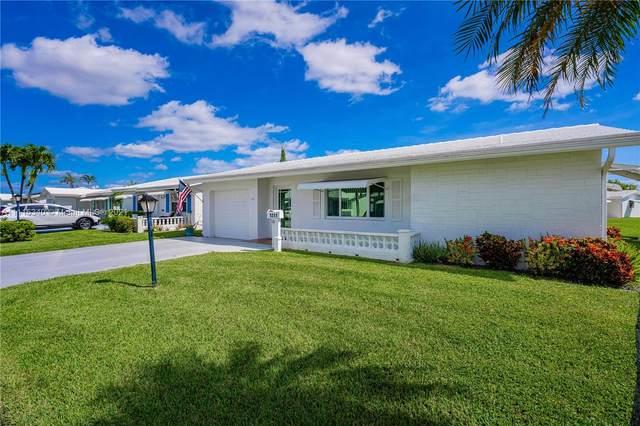 1311 SW 24th St, Boynton Beach, FL 33426 (MLS #A11115340) :: Green Realty Properties