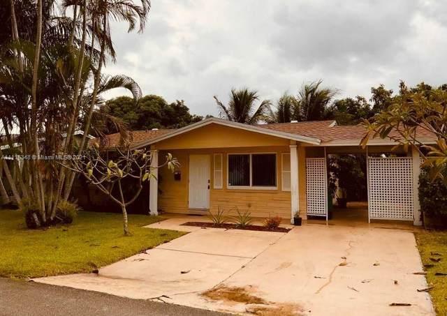 4935 NW 54th Street, Tamarac, FL 33319 (MLS #A11115348) :: Castelli Real Estate Services