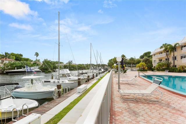 100 Edgewater Dr #112, Coral Gables, FL 33133 (MLS #A11115365) :: Search Broward Real Estate Team