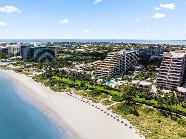 151 Crandon Blvd #341, Key Biscayne, FL 33149 (MLS #A11115377) :: GK Realty Group LLC