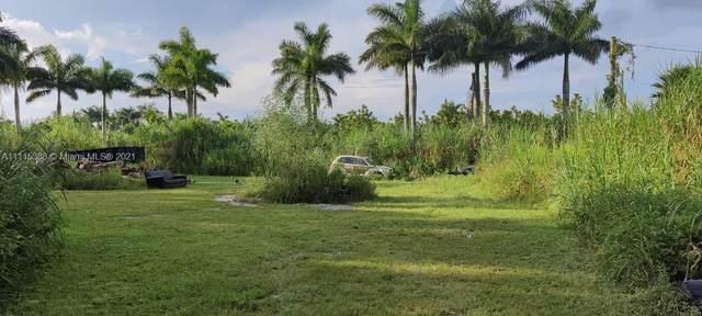 15901 SW 196 Ave, Miami, FL 33187 (MLS #A11115388) :: Albert Garcia Team