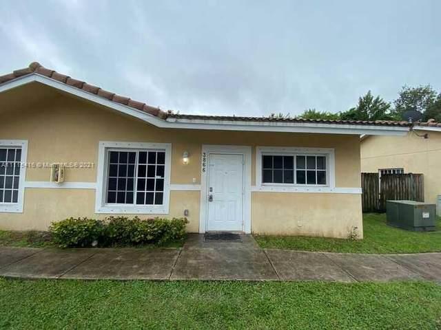 3866 SW 48th #3866, Pembroke Park, FL 33023 (MLS #A11115416) :: Berkshire Hathaway HomeServices EWM Realty