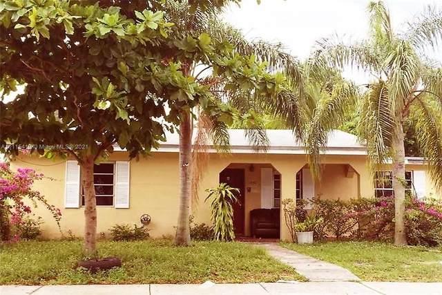 1040 NE 141st St, North Miami, FL 33161 (MLS #A11115419) :: Green Realty Properties