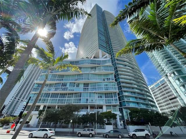 888 Biscayne Blvd #2203, Miami, FL 33132 (MLS #A11115445) :: GK Realty Group LLC