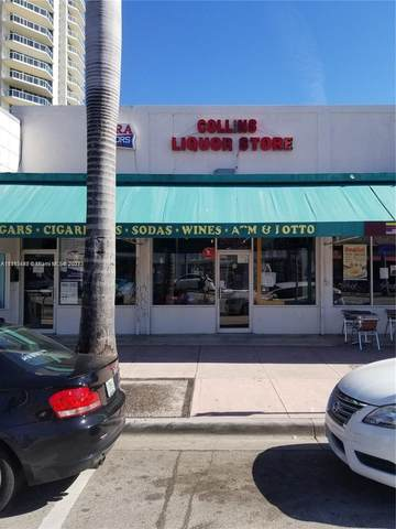 7317 Collins Ave, Miami Beach, FL 33141 (MLS #A11115449) :: Green Realty Properties