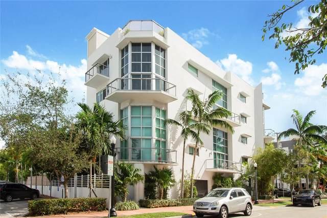 401 Jefferson Ave #6, Miami Beach, FL 33139 (MLS #A11115472) :: Green Realty Properties