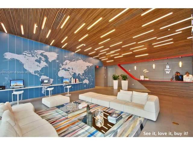 2602 E Hallandale Beach Blvd R608, Hallandale Beach, FL 33009 (MLS #A11115491) :: Berkshire Hathaway HomeServices EWM Realty