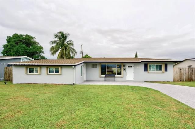 6931 SW 2nd St, Pembroke Pines, FL 33023 (MLS #A11115508) :: Green Realty Properties