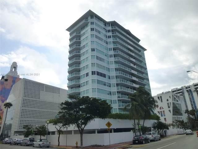 3411 Indian Creek Dr #1304, Miami Beach, FL 33140 (MLS #A11115510) :: Green Realty Properties