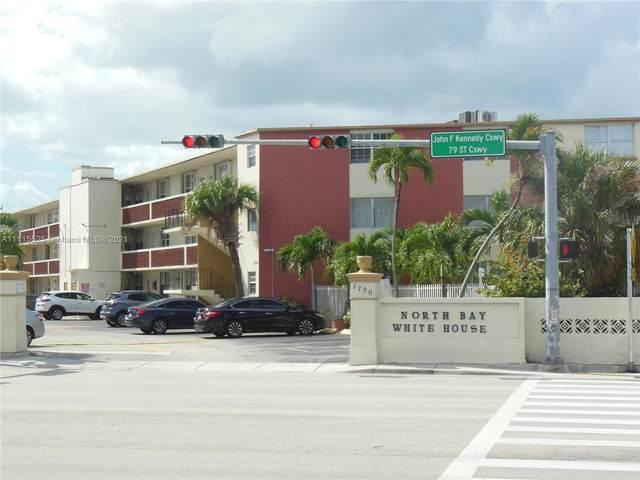 1790 79th Street Cswy B-207, North Bay Village, FL 33141 (MLS #A11115525) :: Rivas Vargas Group