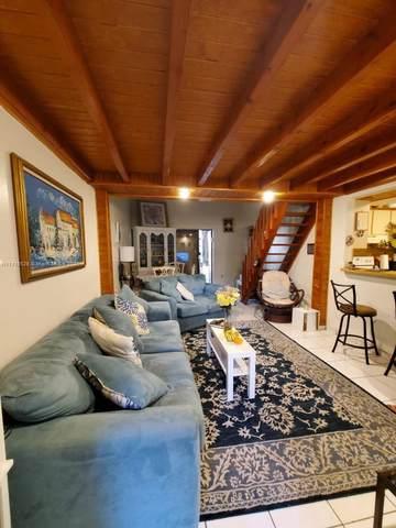 9433 Fontainebleau Blvd #204, Miami, FL 33172 (#A11115528) :: Posh Properties