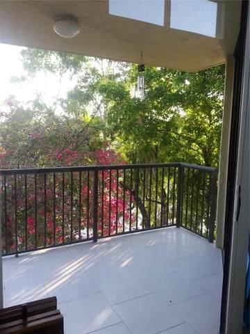 6666 SW 115th Ct #405, Miami, FL 33173 (#A11115533) :: Posh Properties