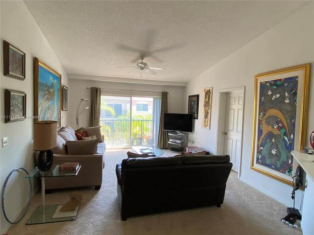 2033 SE 10th Ave #607, Fort Lauderdale, FL 33316 (MLS #A11115537) :: Green Realty Properties