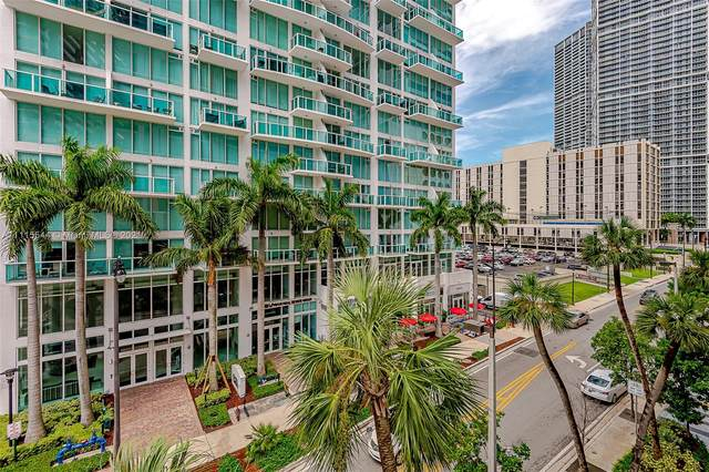 31 SE 6th St #502, Miami, FL 33131 (MLS #A11115544) :: Green Realty Properties