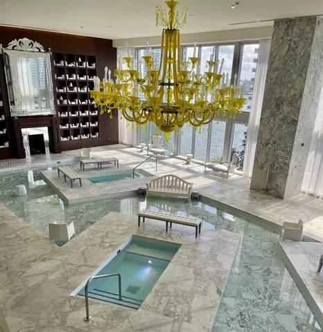 495 Brickell Ave #3610, Miami, FL 33131 (#A11115553) :: Posh Properties