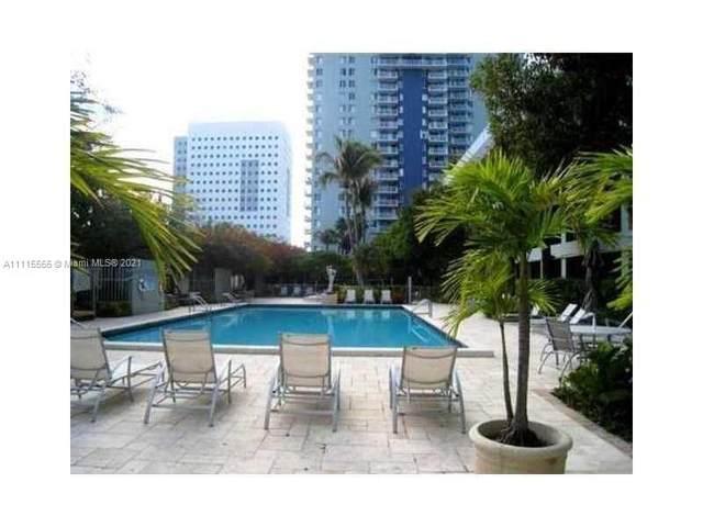800 N Miami Ave E-1609, Miami, FL 33136 (MLS #A11115555) :: Berkshire Hathaway HomeServices EWM Realty