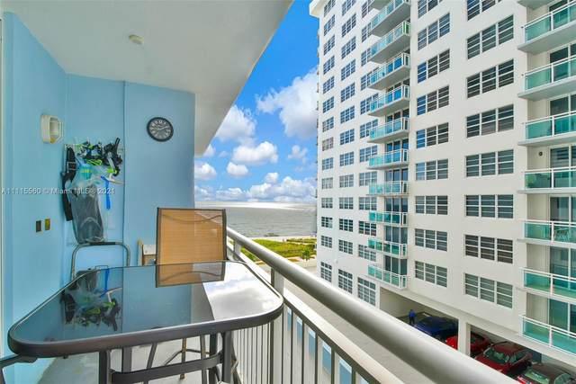 6969 Collins Ave #508, Miami Beach, FL 33141 (MLS #A11115560) :: Lana Caron Group