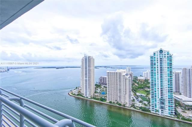 335 S Biscayne Blvd #3903, Miami, FL 33131 (MLS #A11115567) :: The MPH Team