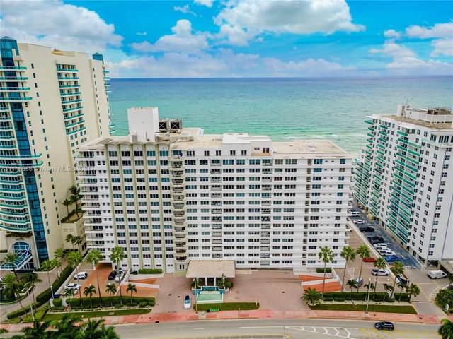 5005 Collins Ave #902, Miami Beach, FL 33140 (MLS #A11115568) :: Carole Smith Real Estate Team