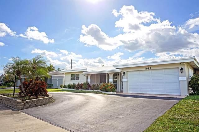 341 SE 1st Ter, Pompano Beach, FL 33060 (MLS #A11115571) :: Carole Smith Real Estate Team