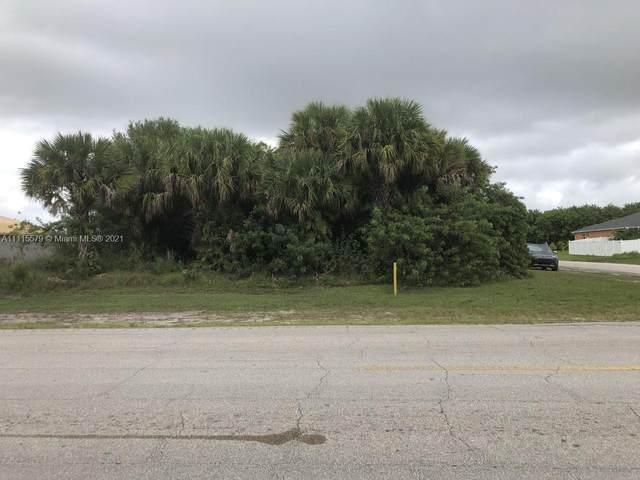 4365 SW Port St Lucie Blvd, Port Saint Lucie, FL 34953 (MLS #A11115579) :: Castelli Real Estate Services