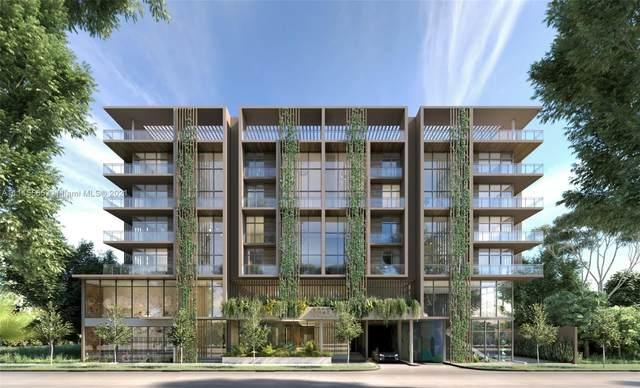 3034 Oak Avenue Th6, Miami, FL 33133 (MLS #A11115585) :: Lana Caron Group