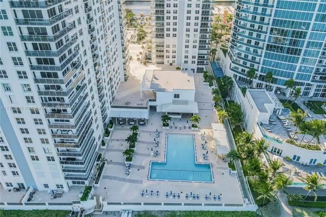 2751 S Ocean Dr 707S, Hollywood, FL 33019 (MLS #A11115615) :: Patty Accorto Team