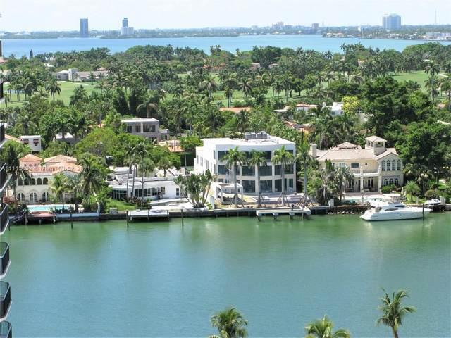 5701 Collins Ave #1701, Miami Beach, FL 33140 (MLS #A11115632) :: Rivas Vargas Group