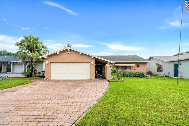 2347 NW 107th Ave, Sunrise, FL 33322 (MLS #A11115640) :: Carole Smith Real Estate Team